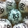 bolas de bingo con código de barras